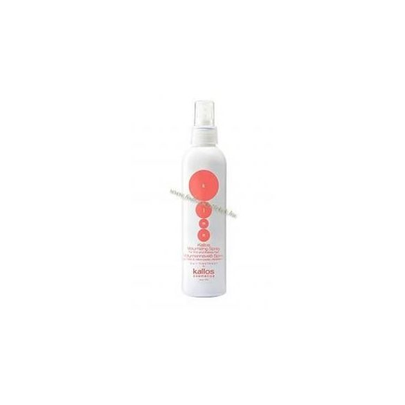 Kallos KJMN volumennövelő spray 200 ml