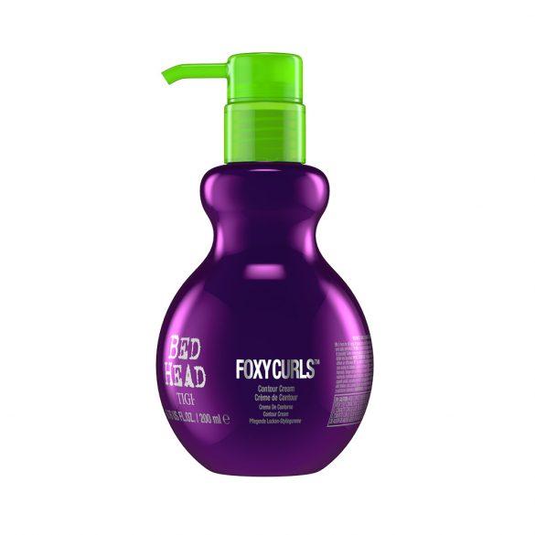 TIGI BED HEAD Foxy Curls Contour Creme göndörítő krém 200 ml