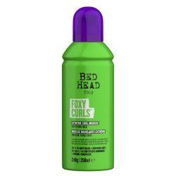 TIGI BED HEAD Foxy Curls Extreme Curls Mousse göndörítő hab 250 ml