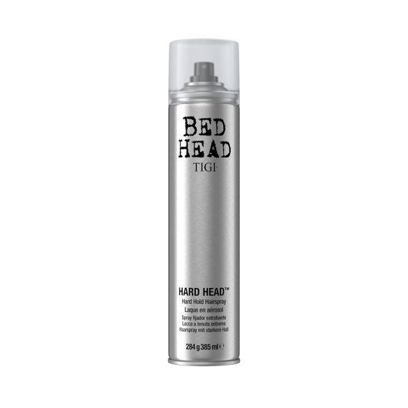 TIGI BED HEAD Hard Head Spray extra erős hajlakk 400 ml