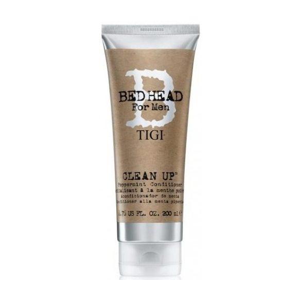 TIGI B FOR MEN Clean Up kondicionáló 200 ml