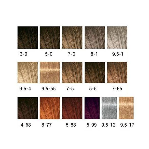 Schwarzkopf Igora Expert Mousse kimosható színező hajhab 100 ml
