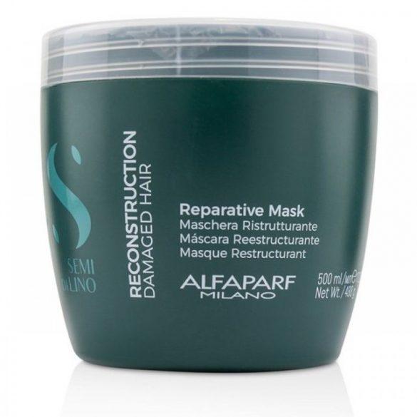 Alfaparf Semi Di Lino Reconstruction Reparative maszk 200 ml