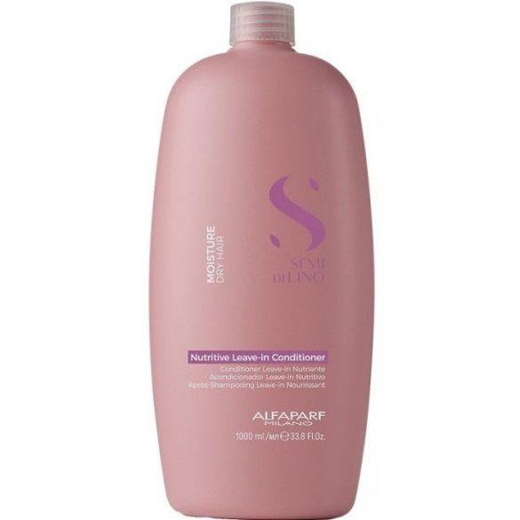 Alfaparf Semi Di Lino Moisture Nutritive leave-in tápláló kondicionáló 200 ml