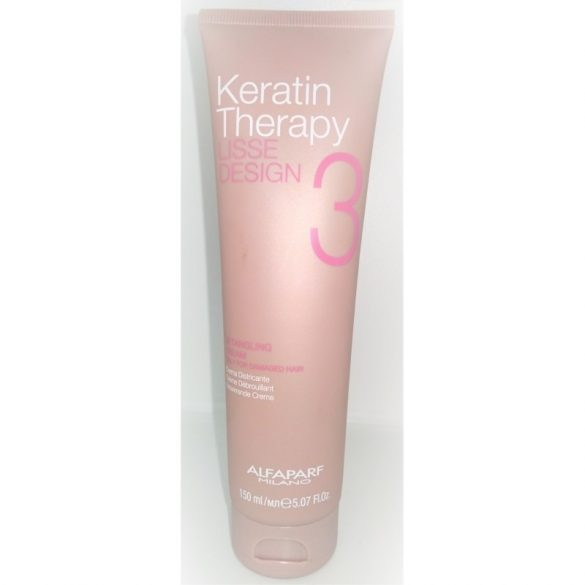 Alfaparf Lisse Design Keratin Therapy Detangling bontó krém 150 ml