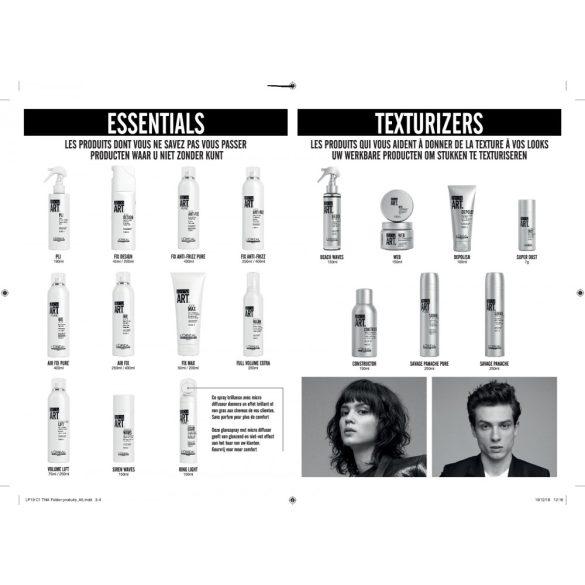 L'Oréal TECNI.ART Super Dust Textúrát és volument biztosító púder 7 g
