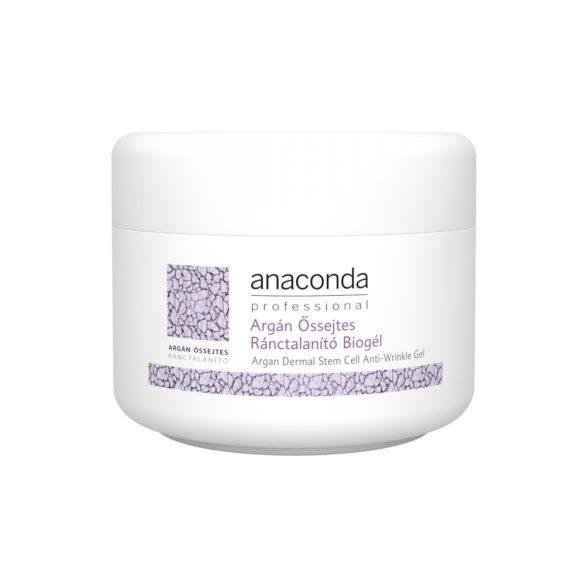 Anaconda Argán Őssejtes Ránctalanító Biogél 250 ml - Professzionális  hajápolási és kozmetikai termékek