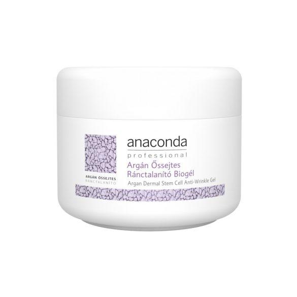 Anaconda Argán Őssejtes Ránctalanító Biogél 250 ml