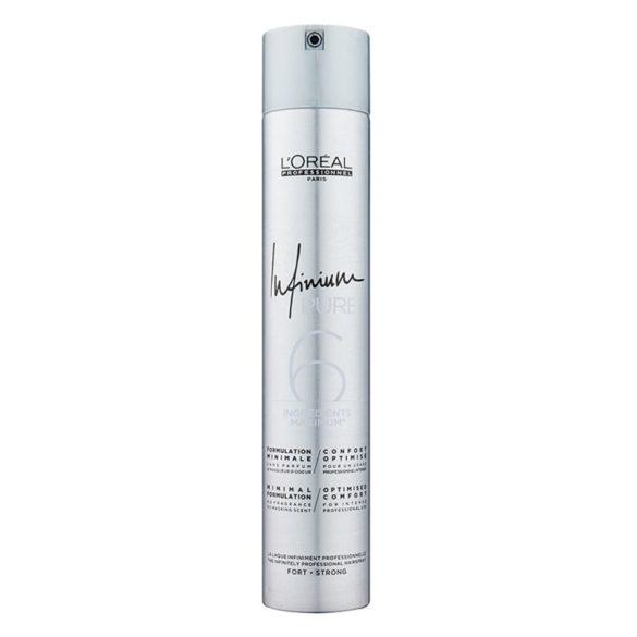 L'Oréal Infinium Pure hajlakk erős 300 ml