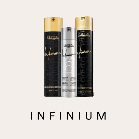 L'Oréal Infinium Pure hajlakk extra erős 500 ml