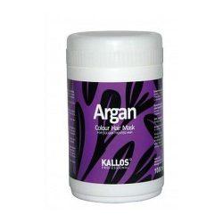 Kallos Argán pakolás színvédő 1000 ml