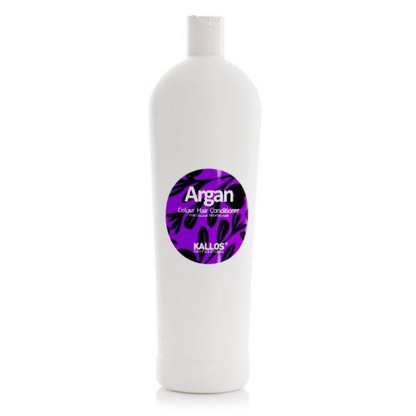 Kallos Argán balzsam színvédő 1000 ml