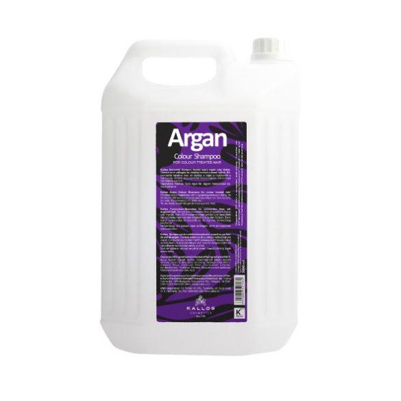 Kallos Argán sampon színvédő 1000 ml
