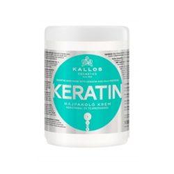 Kallos KJMN Keratin hajpakolás száraz hajra 1000 ml