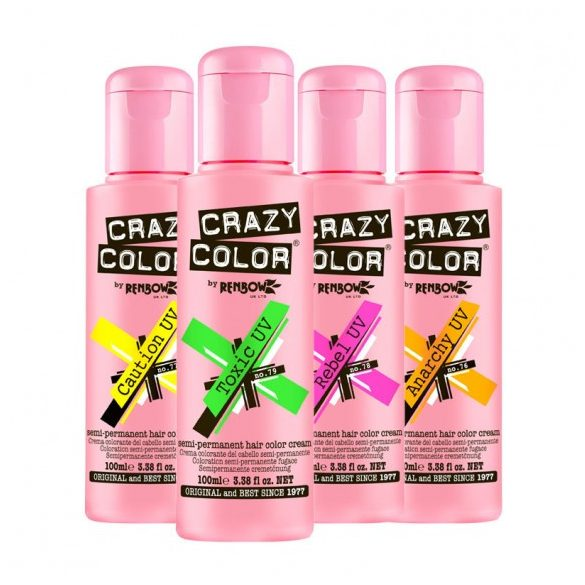 Crazy Color hajszínező 100 ml