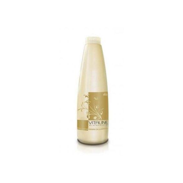 Lady Stella Vitaline Professional tápláló sampon keratinnal 1000 ml