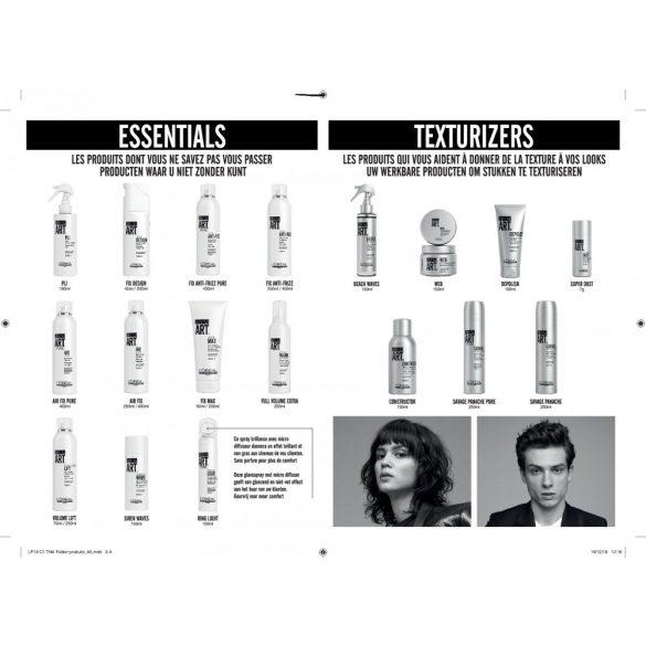 L'Oréal TECNI.ART Fix Design pumpás hajlakk utántöltő 1000ml