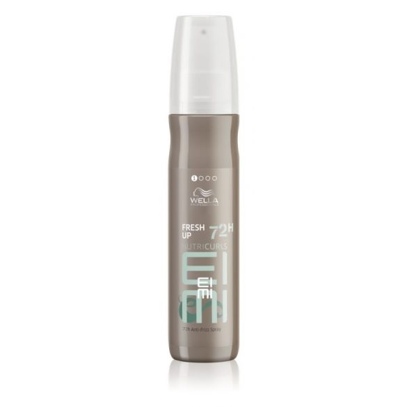 Wella EIMI Nutricurls Fresh Up formázó spray göndör hajra 150 ml