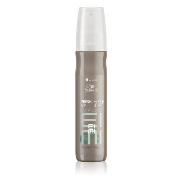Wella EIMI Nutricurls Fresh Up formázó spray göndör hajra 150 ml