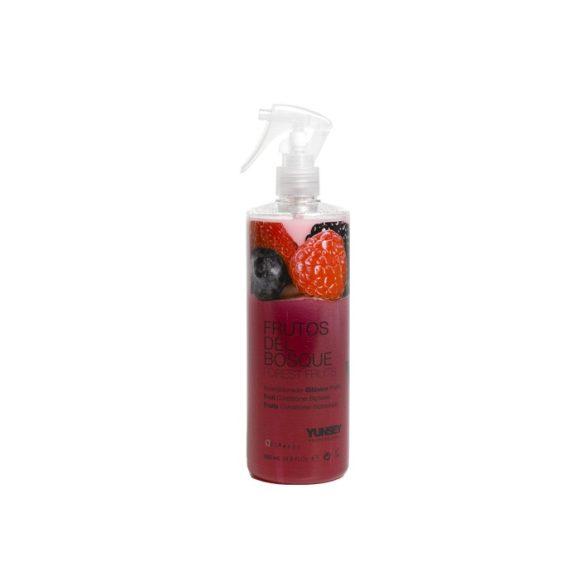 Yunsey erdeigyümölcsös 2 fázisú kondicionáló spray festett hajra 500 ml