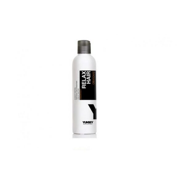 Yunsey Relax Hair hullámos haj kiegyenesítő 250 ml