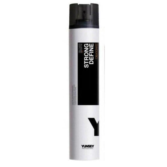 Yunsey Strong Define erős hajlakk 750 ml