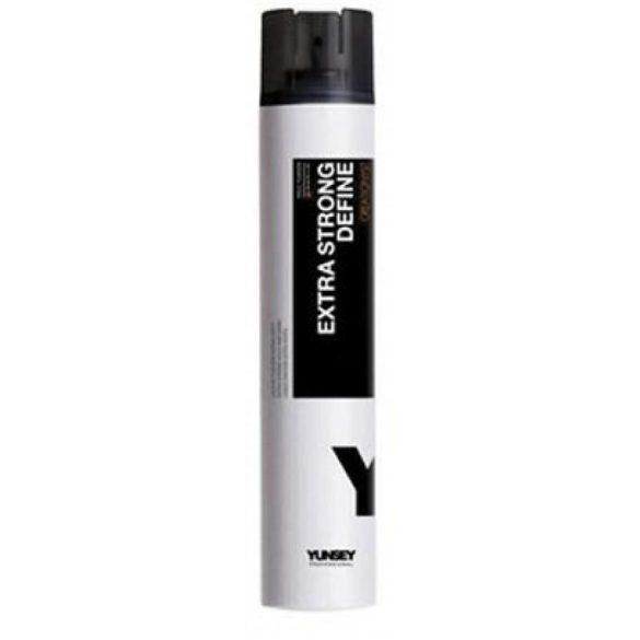 Yunsey Extra Strong Define extraerős hajlakk 500 ml