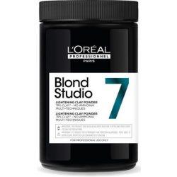 L'Oréal Blond Studio Clay 7 szőkítőpor 500 g
