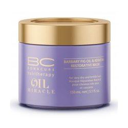 Schwarzkopf Bonacure Barbary Fig Oil kaktuszfüge olaj pakolás 150 ml