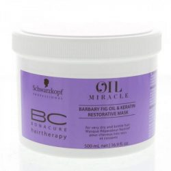 Schwarzkopf Bonacure Barbary Fig Oil kaktuszfüge olaj pakolás 500 ml