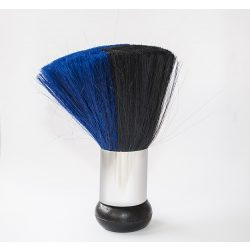 Nyakszirtkefe Chrom Well fekete-kék 31239