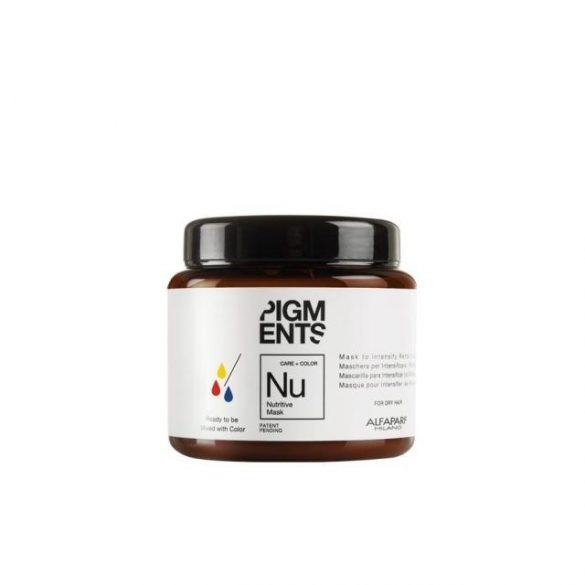 Alfaparf Pigments Nutritive maszk száraz hajra 200 ml