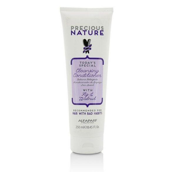 Alfaparf Precious Nature Bad Hair Habits kondicionáló rakoncátlan hajra 250 ml