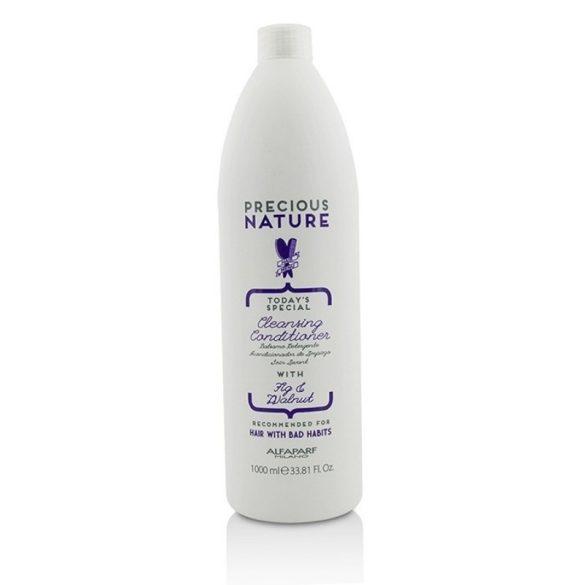 Alfaparf Precious Nature Bad Hair Habits kondicionáló rakoncátlan hajra 1000 ml