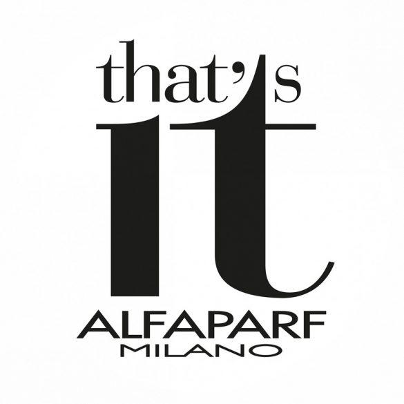 Alfaparf That's It Never Brass hamvasító sampon 250 ml