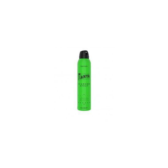 Kemon Hair Manya Diamond hajfény spray 250 ml