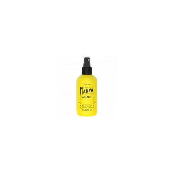 Kemon Hair Manya Hi Density Recharge spray göndör hajra 200 ml