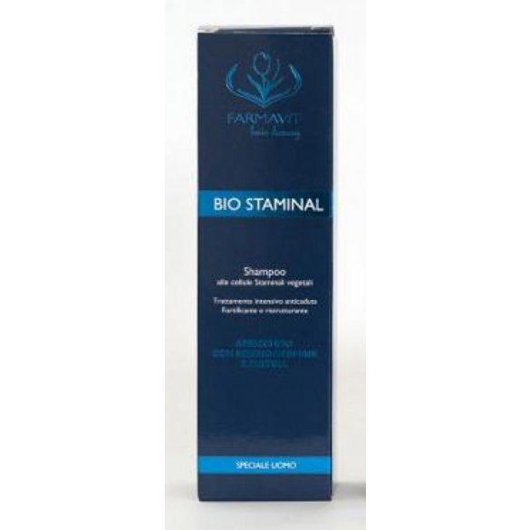 Farmavit Bio staminal hajhullás elleni sampon UOMO 300 ml