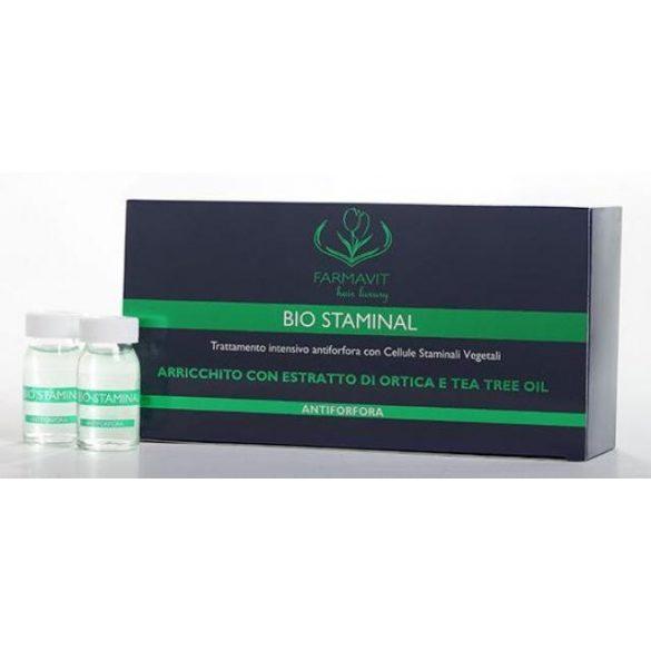 Farmavit Bio staminal ampullák korpás hajra 10x8 ml