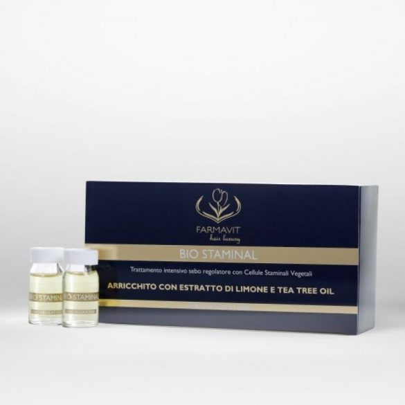Farmavit Bio staminal SEBO ampullák 10x8 ml