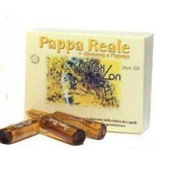 Farmavit Pappa Reale kezelő ampullák sérült hajra 12x10 ml
