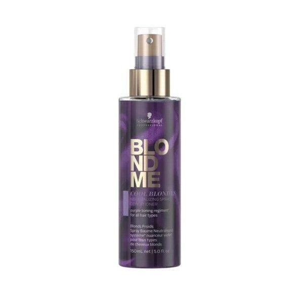 Schwarzkopf Blondme spraybalzsam hideg szőke hajra 150 ml