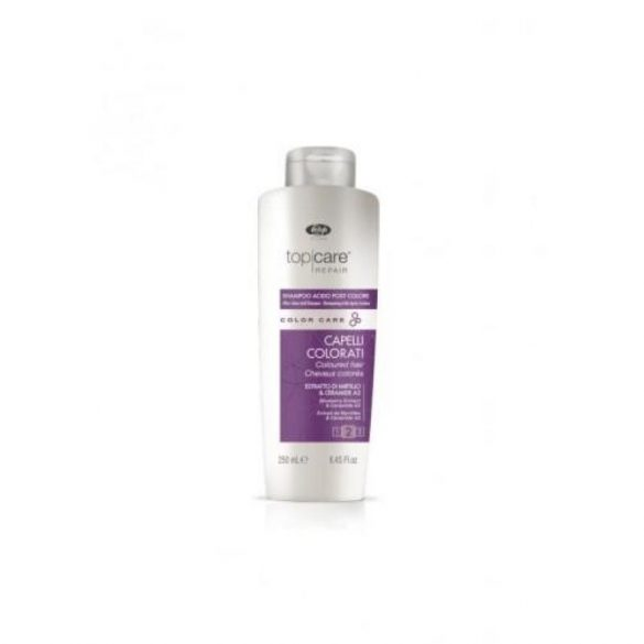 Lisap Top Care Repair Color Care színrögzítő sampon 250 ml