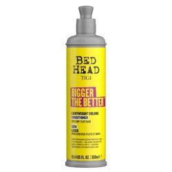 TIGI Bed Head Bigger The Better volumennövelő kondicionáló 300 ml