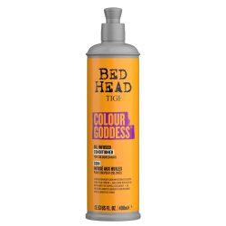 TIGI Bed Head Colour Goddess színvédő kondícionáló festett hajra 400 ml