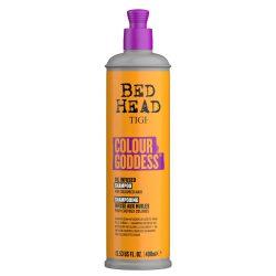 TIGI Bed Head Colour Goddess színvédő sampon festett hajra 400 ml