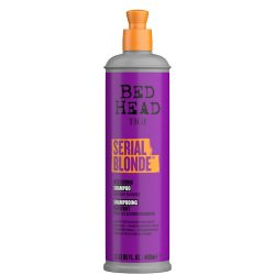 TIGI Bed Head Serial Blond sampon szőke hajra 400 ml