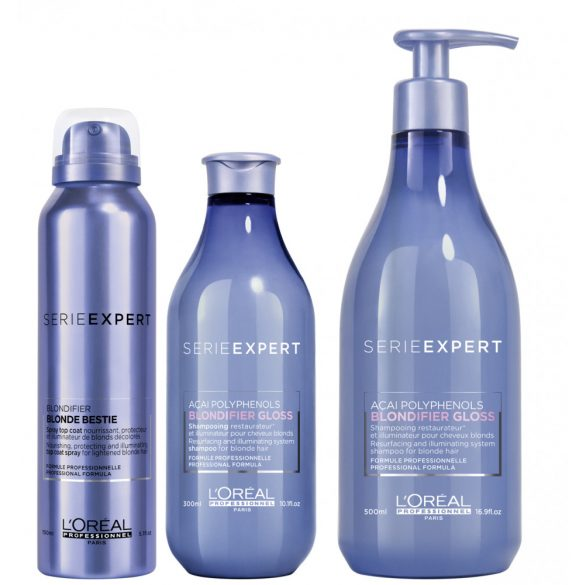 L'Oréal Série Expert Blondifier Sampon COOL 300 ml