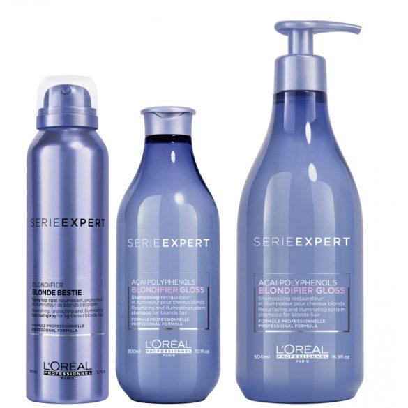 L'Oréal Série Expert Blondifier Sampon Gloss 500 ml