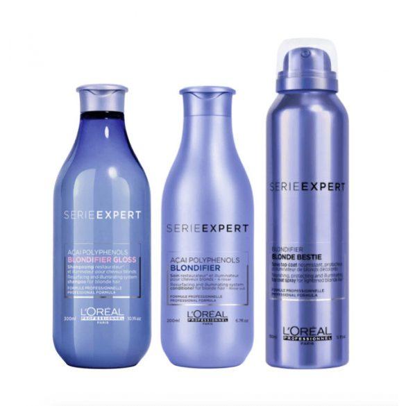 L'Oréal Série Expert Blondifier kondicionáló 200 ml